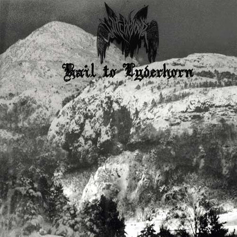 Witchblood - Hail to Lyderhorn CD