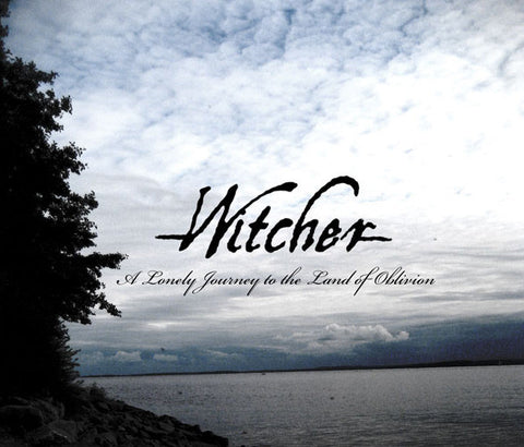 Witcher - A Lonely Journey To The Land Of Oblivion CD