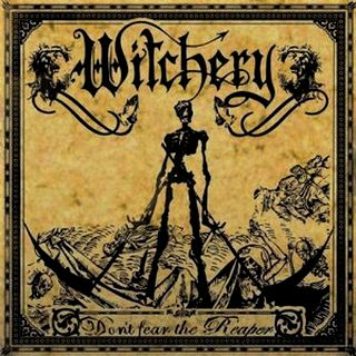 Witchery - Don't Fear the Reaper CD
