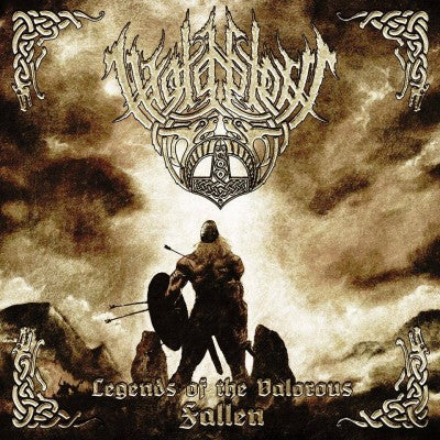 Wotanorder - Legends of the Valorous Fallen CD