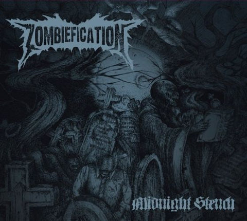 Zombiefication - Midnight Stench Digi