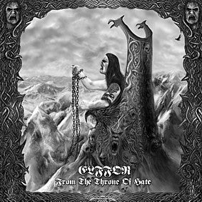 Elffor - From the Throne of Hate CD