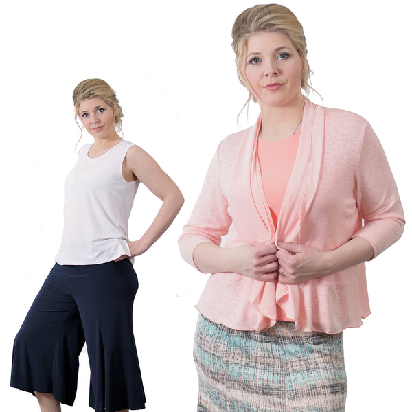 Canadian made plus size designer fashions