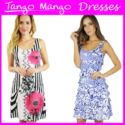 Tango Mango Dress Collection