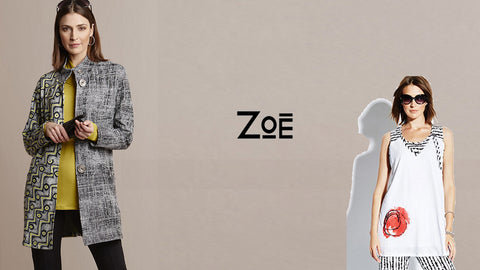 Zoe Made in Canada Fashions for Women Canadian made clothing