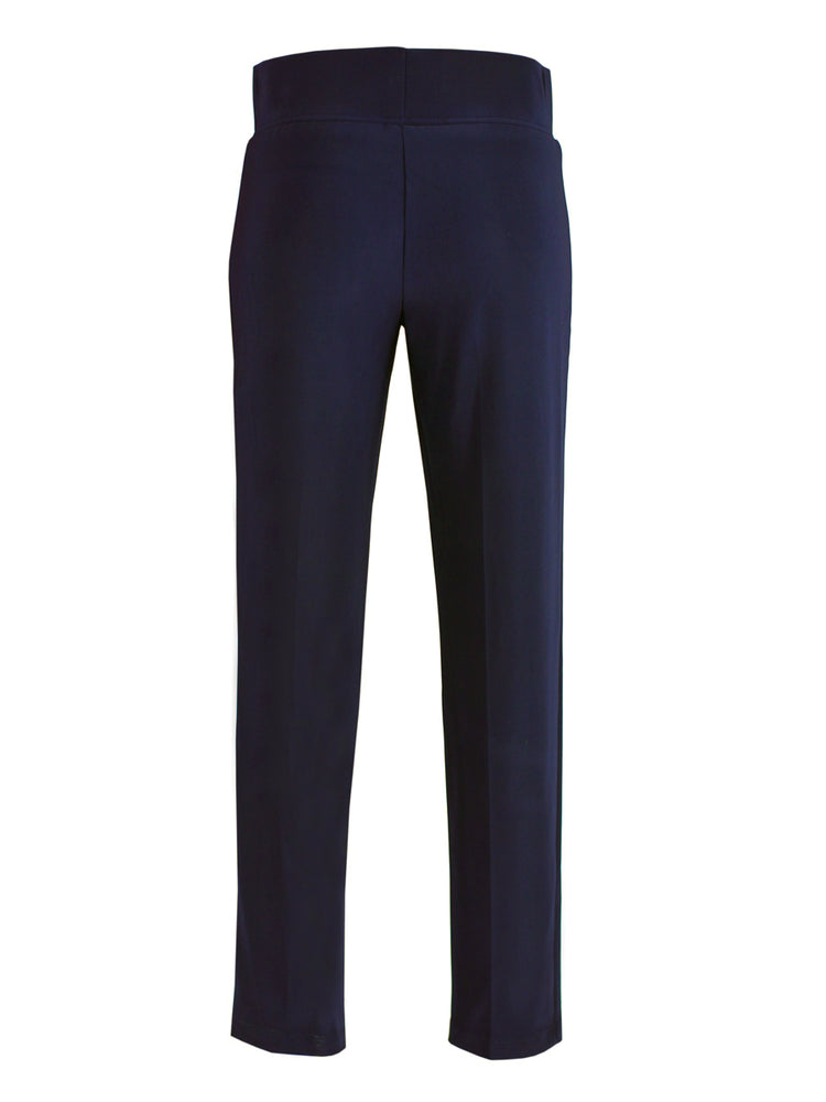 Frank Lyman Pull on Pants, Midnight Blue