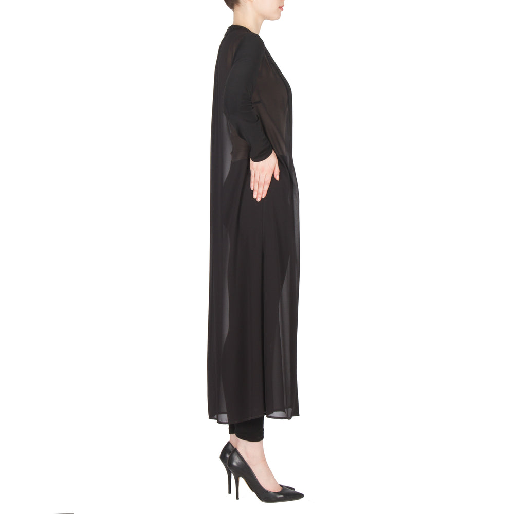 Joseph Ribkoff Long Sheer Cover-up