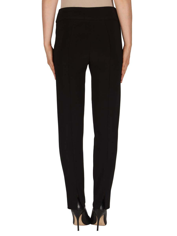 Joseph Ribkoff Black Pull on Pant