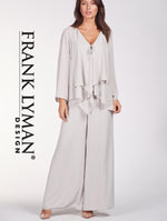 Frank Lyman Stone Layered Pant - one left only, size 12