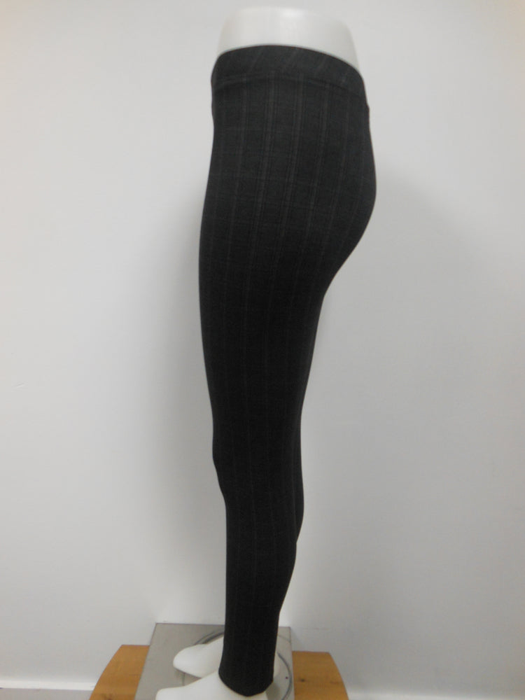 Mode de vie Charcoal Plaid Legging