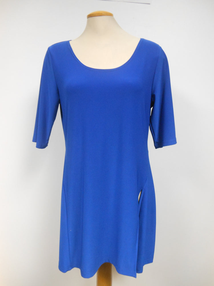 Pretty Woman Tunic, Royal Blue