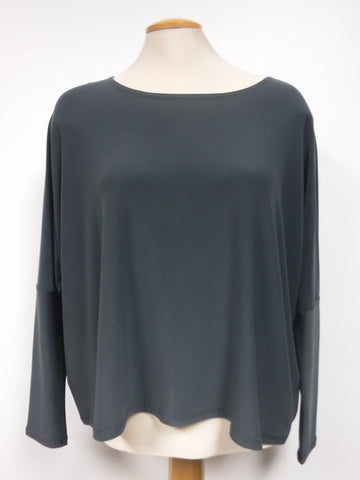 PRETTY WOMAN TOP, GREY