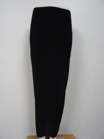 PRETTY WOMAN BLACK LONG SKIRT