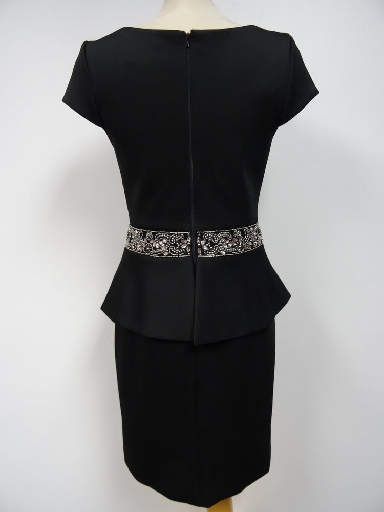 Jadore Black Dress, size 12 only