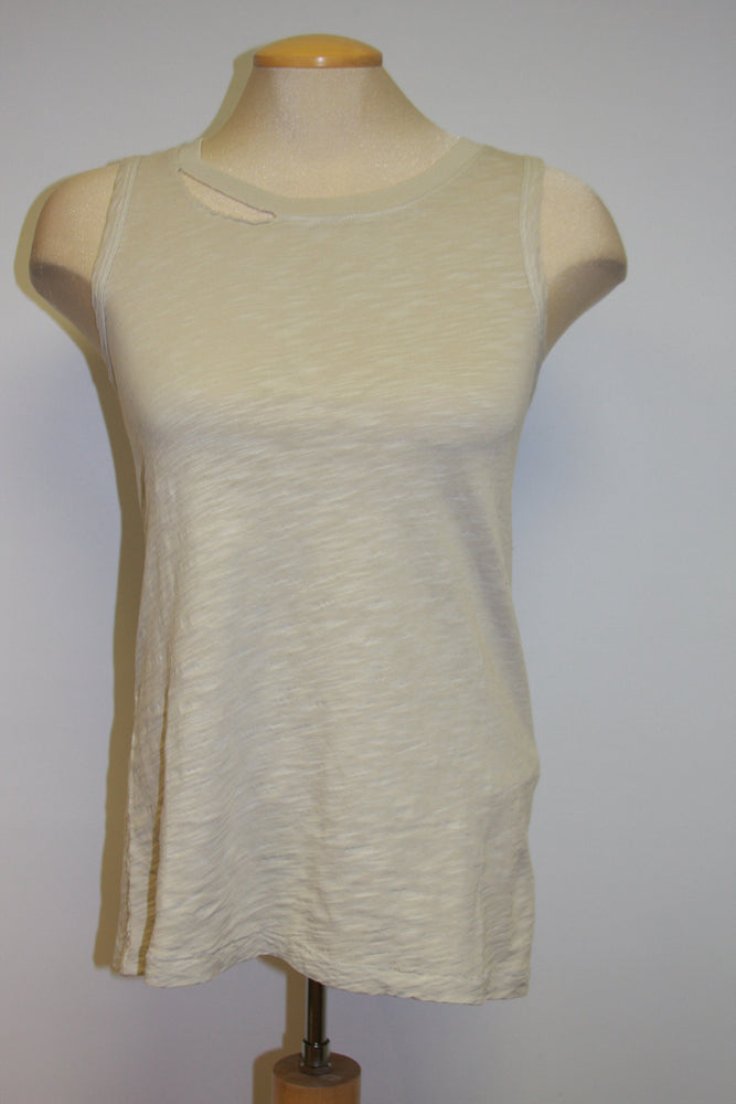 Cotton Grey Tank