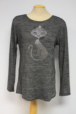 Glamour Cat T-Shirt