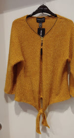 Dijon Eyelash Knit Sweater from Frank Lyman