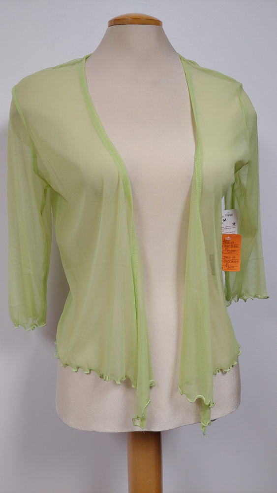 Tango Mango Sheer Boleros in 6 different colours