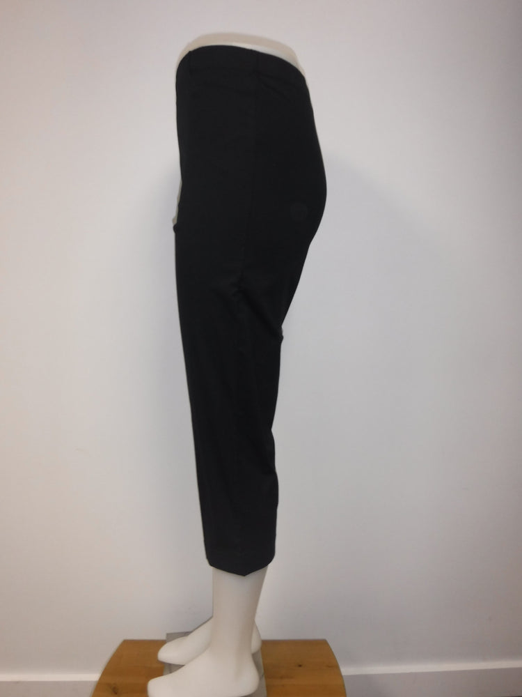 Orientique cotton stretchy capri