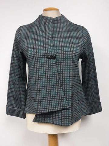 Pretty Woman Crossover Jacket, Green