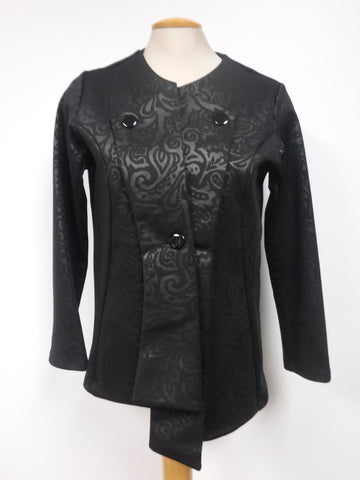 PRETTY WOMAN JACKET,BLACK