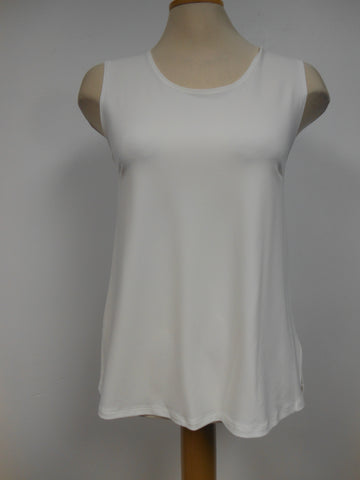 PRETTY WOMAN WHITE TANK TOP