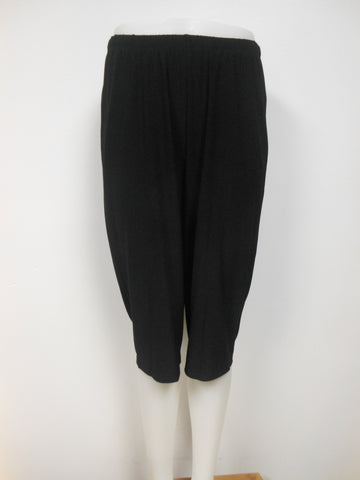 Pretty Woman Black Capri