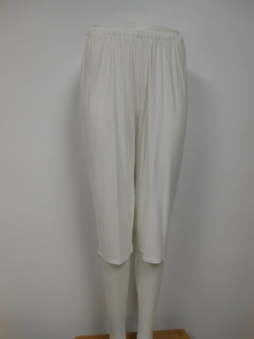 Pretty Woman White Capri