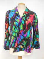 Pretty Woman Crossover Jacket, Multi Colour