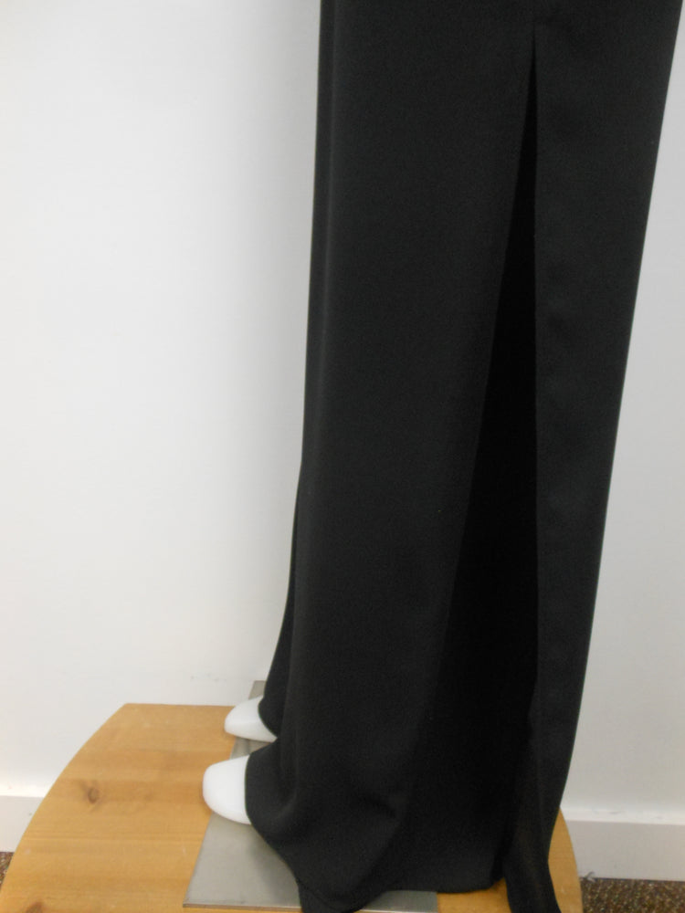 Frank Lyman Black Layered Pant
