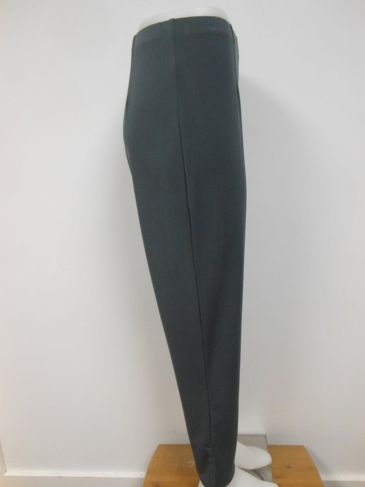 Charcoal Pant with Side Slit