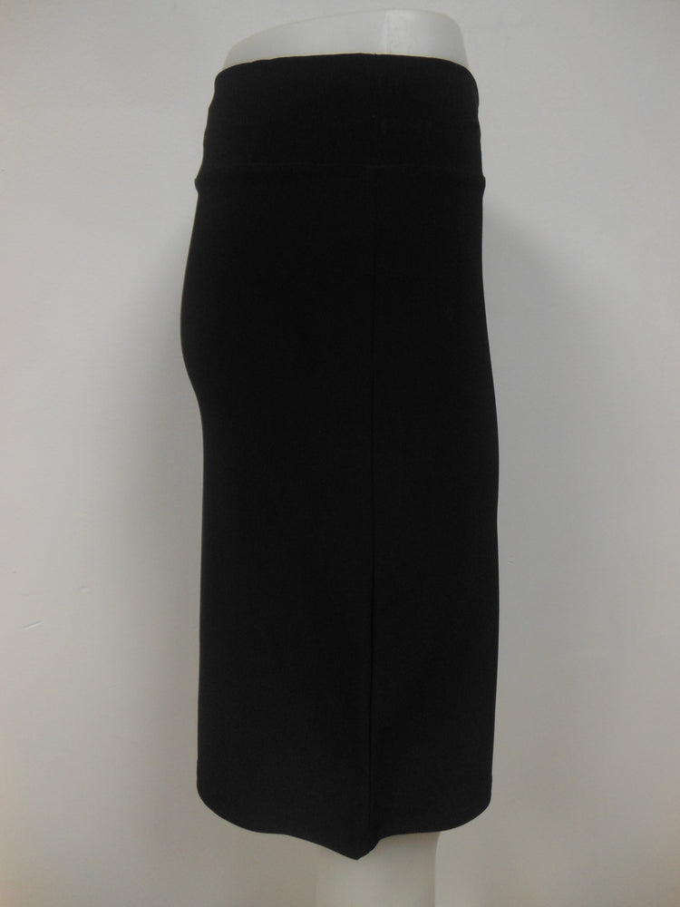Pretty Woman Black unlined Skirt