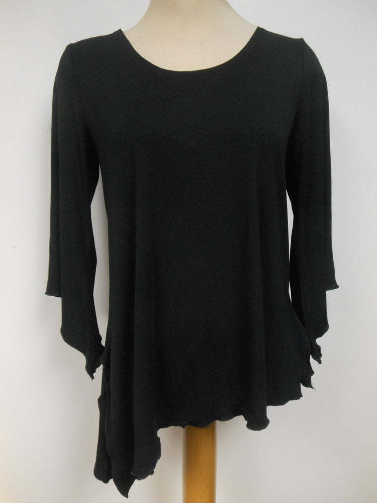 Pretty Woman Bamboo Black Top