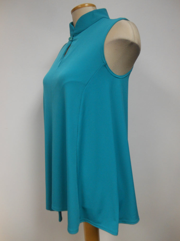 Pretty Woman Teal Tunic