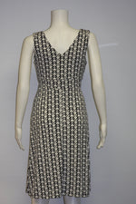 Pretty Woman CROSS OVER DRESS, GREY