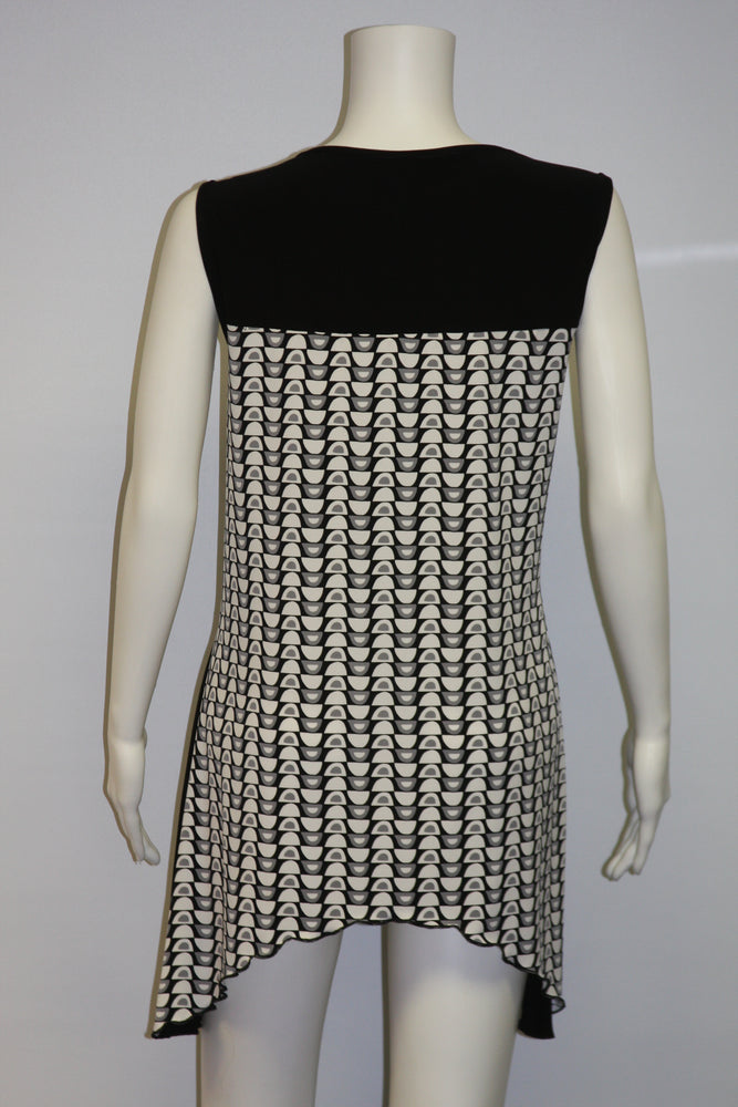 Pretty Woman Sleeveless Tunic