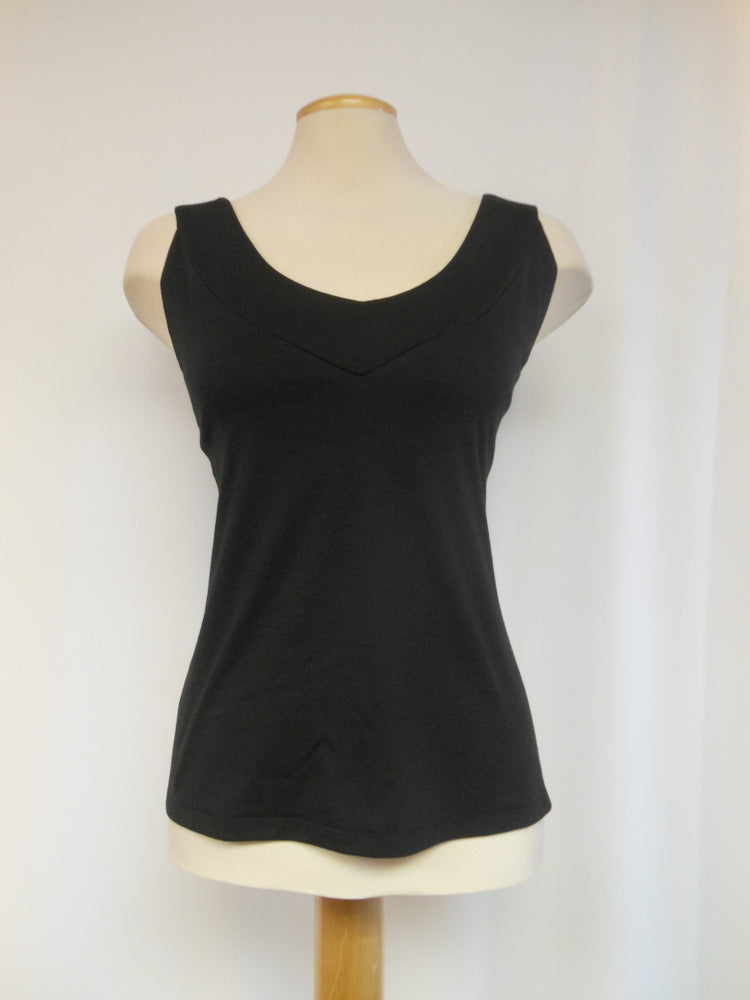 Royce Tank Top, Black