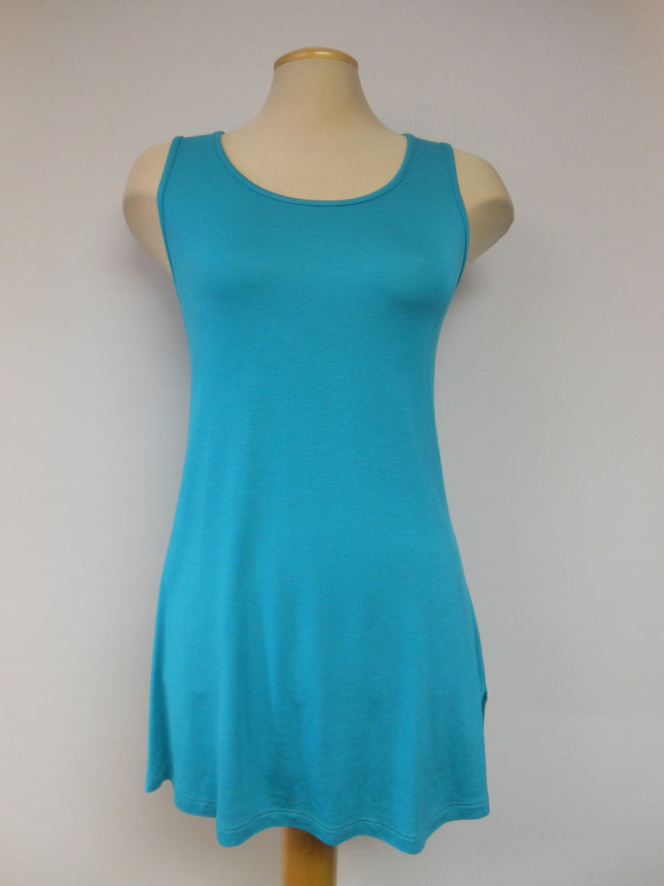 Tank Top, Turquoise