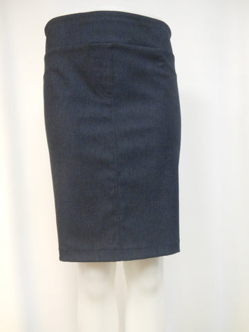 ARDOISE SKIRT, NAVY