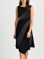 joseph ribkoff 201124 navy dress