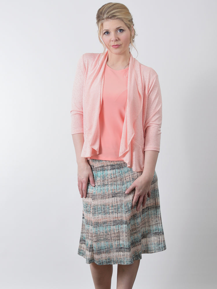 Lasania Panel Skirt, Multi