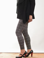 Black White Houndstooth Pant
