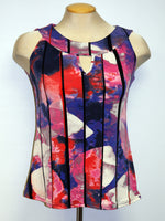 Pretty Woman Sleeveless Tank size Large only