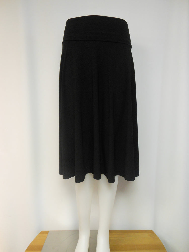 Pretty Woman Skess, wear as a Skirt or Dress, Black
