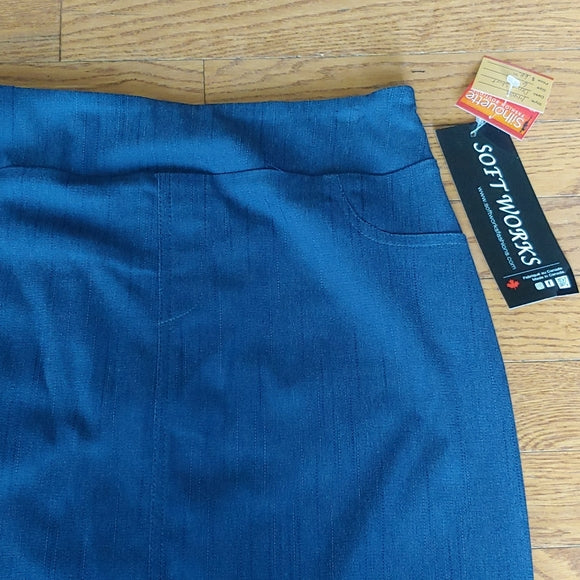 Soft Works Stretch Denim skirt