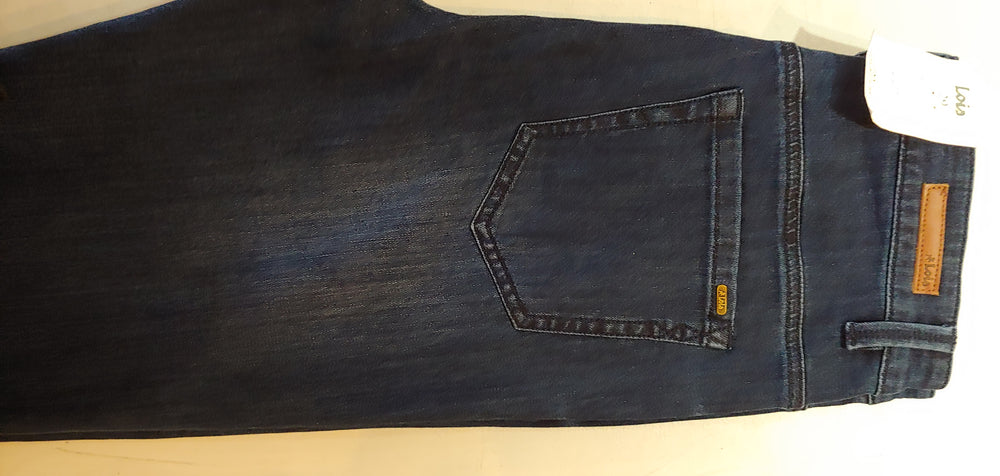 Lois Tina High Rise Navy Denim Jeans Slim size 29 only