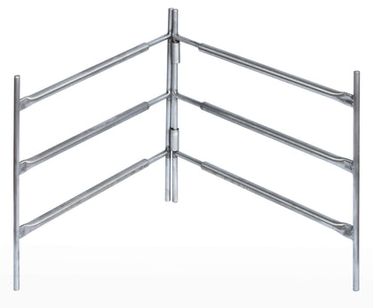 CROSSFIRE TELESCOPIC MULTI-LEVEL GRID & RIB STAND