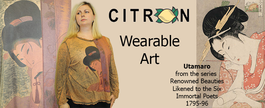 Citron Clothing - Wearable Art