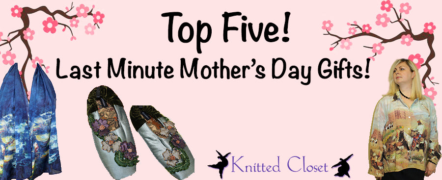 Top Five Plus Mother's Day Gift Ideas Plus Size Woman