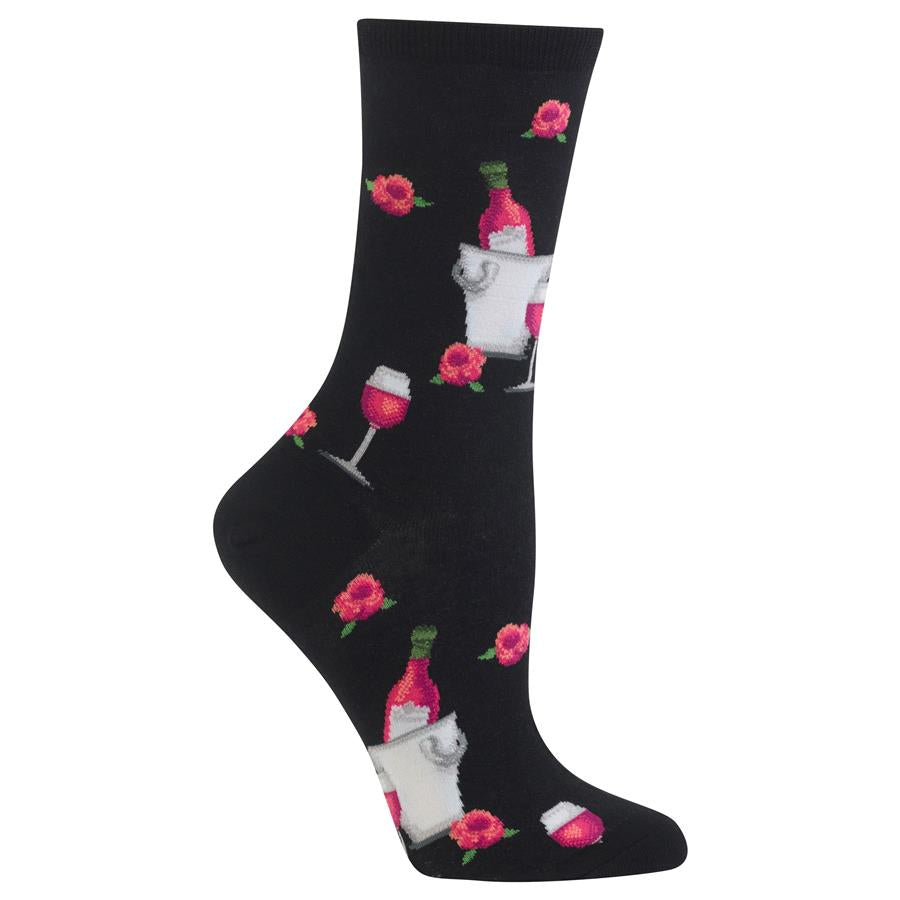 Hot Sox - Rose Wine Socks